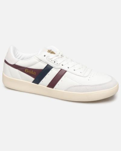 Inca Leather Sneaker in weiß
