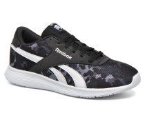 Royal Ec Ride Camo Sneaker in schwarz
