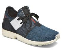 Zx Flux Plus Sneaker in blau