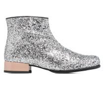 Winter Freak #7 Stiefeletten & Boots in silber