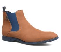 Huellas 8841 Stiefeletten & Boots in braun