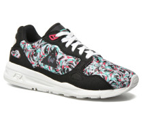 LCS R900 W Flower Jacquard Sneaker in mehrfarbig