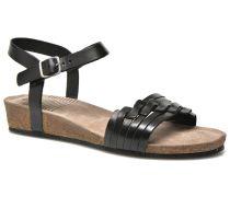 Kayemm Sandalen in schwarz