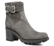 Justy 7 Small Gero Buckle Stiefeletten & Boots in grau