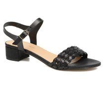Loutresse Sandalen in schwarz