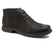 Neuman K300171 Stiefeletten & Boots in schwarz