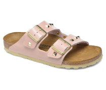 Arizona Cuir Studded W Clogs & Pantoletten in rosa