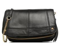 Jase Leather Crossbody Handtaschen für Taschen in schwarz