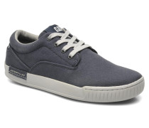 Zimzala canvas Sneaker in blau