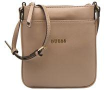 Sissi Crossbody Tourist flat Handtaschen für Taschen in beige