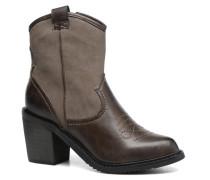 Bertina Stiefeletten & Boots in grün