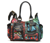 LONDON M IKARA Porté main Handtaschen für Taschen in rot