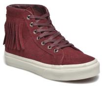 SK8Hi Moc K Sneaker in weinrot