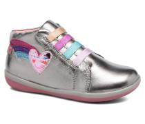 Butterfly Sneaker in silber