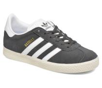 Gazelle C Sneaker in grau