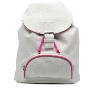 Sac à dos perforé Rucksäcke für Taschen in weiß