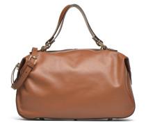 OMEA Double porté Cuir Handtaschen für Taschen in braun