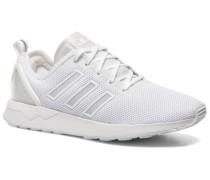 Zx Flux Adv Sneaker in weiß