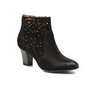 Cara Stiefeletten & Boots in schwarz