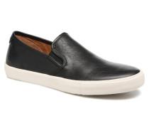 Brett Slip On Sneaker in schwarz