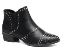 Avril Stud Stiefeletten & Boots in schwarz