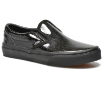 SlipOn Sneaker in schwarz