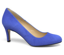 Selina Pumps in blau