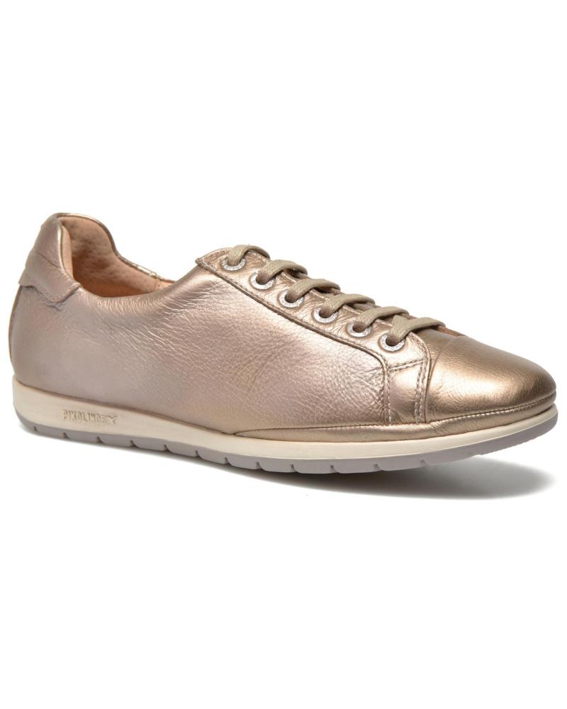pikolinos damen pikolinos granada 879 6551cl sneaker f r damen gold bronze reduziert. Black Bedroom Furniture Sets. Home Design Ideas