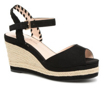 MarieClaire Sandalen in schwarz