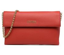 TULIP Envelope clutch Mini Bags für Taschen in rot