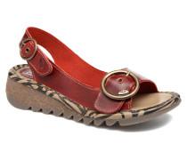 Tram 723 Sandalen in rot