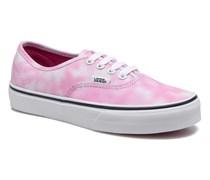 Authentic E Sneaker in rosa