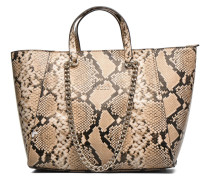 Nikki Chain Tote Cabas Handtaschen für Taschen in beige