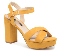 Néon Sandalen in gelb