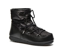 We Low Paillettes Stiefeletten & Boots in schwarz