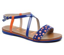Varenne Sandalen in blau