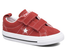 One Star 2V Ox Sneaker in rot