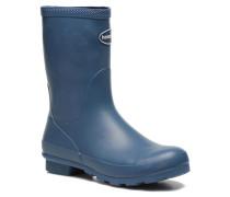 Helios Mid Rain Boots Stiefeletten & in blau