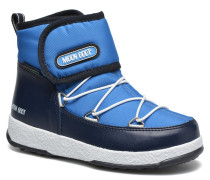 WE Strap Jr Stiefeletten & Boots in blau