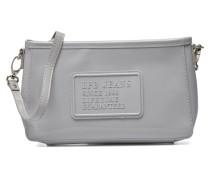 Pochette Verni Mini Bags für Taschen in grau