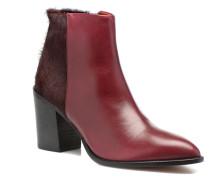 Java 922 Stiefeletten & Boots in weinrot