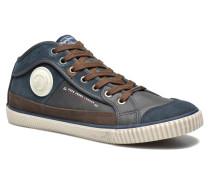 Industry Half Sneaker in blau