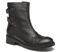 Ranker flat boot W Stiefeletten & Boots in schwarz
