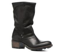Capper Cmr Stiefel in schwarz