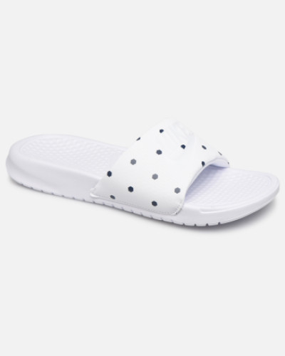Benassi Clogs & Pantoletten in weiß