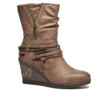 Makel Stiefeletten & Boots in braun