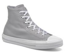Chuck Taylor All Star Gemma Twill Hi Sneaker in grau