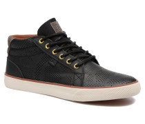 Council Mid Se Sneaker in schwarz
