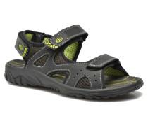 Moss Sandalen in schwarz