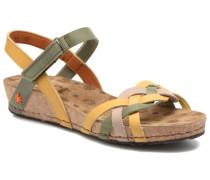 Pompei 735 Sandalen in mehrfarbig